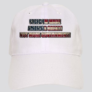 Freedom Not Government Cap